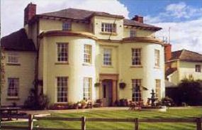 Edderton Hall Country House Dog Friendly B&B Powys | Pet Holiday Finder